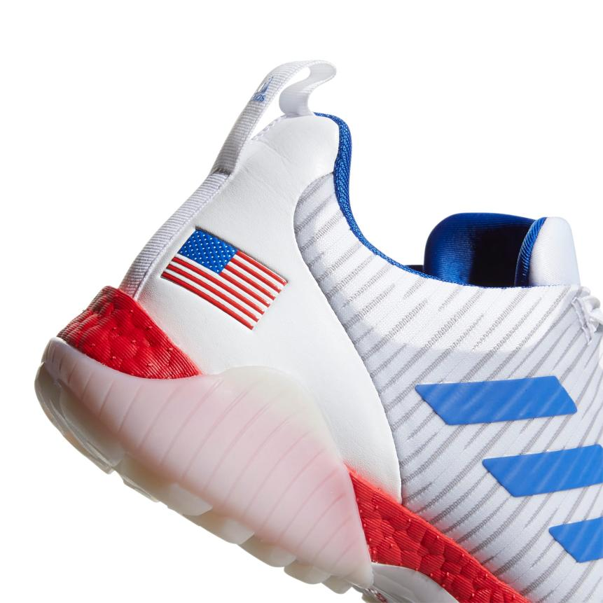 Adidas releases Codechaos golf shoes in ultra-patriotic, limited-edition version | GolfDigest.com