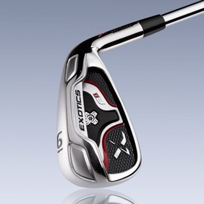 Tour Edge Exotics E8