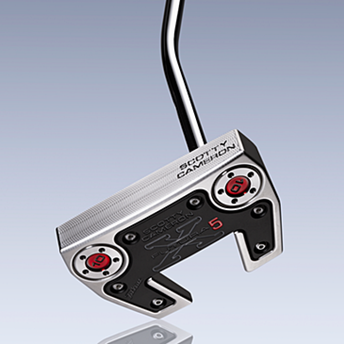 Titleist Scotty Cameron Futura X5/X5R