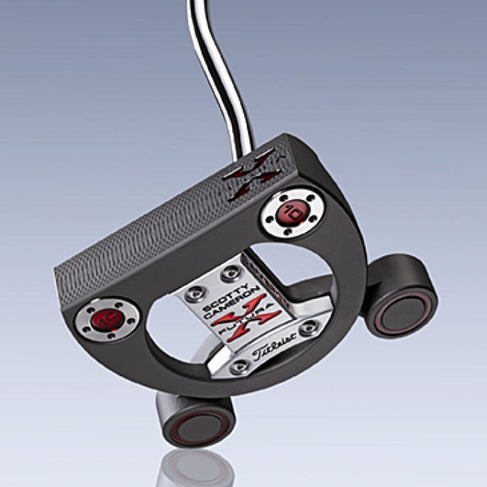 Titleist Scotty Cameron Futura X