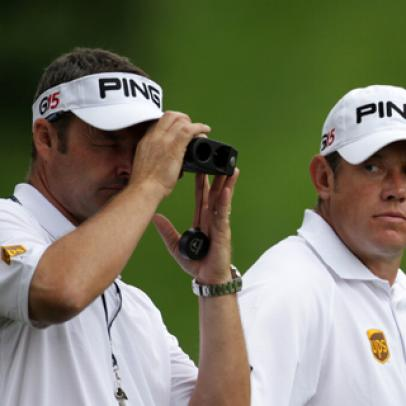 Why the USGA's ruling on distance-measuring devices should be applied to Open events