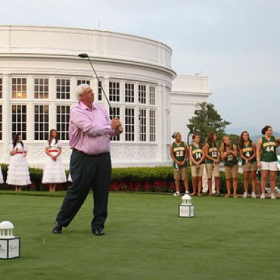 Q and A: Jim Justice, owner of the Greenbrier