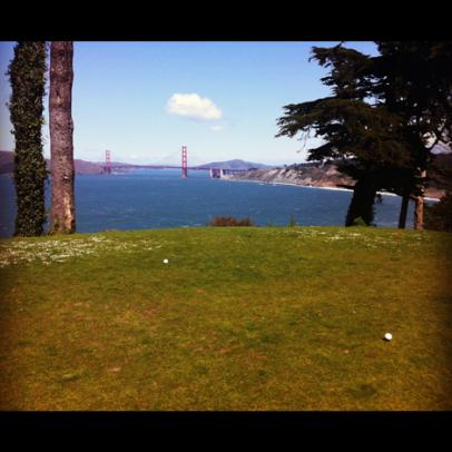 My Instagram tour of golf in the Bay Area
