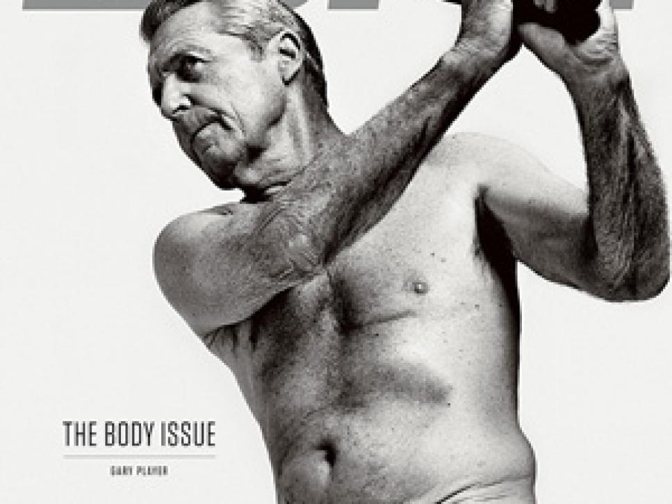Gary Player Bares It All In Espn S Body Issue This Is The Loop Golf Digest