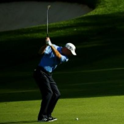 Another lost Sunday for Furyk, but this time it's not his fault