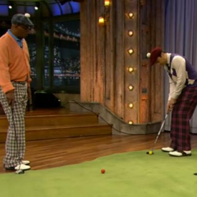 Late Night Golf Invitational with Jimmy Fallon