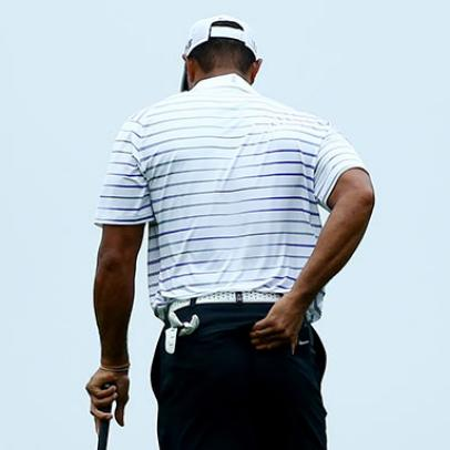 Chronicles Of Pain: Revisiting Tiger Woods' Injuries