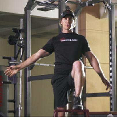 Make The Turn Weekly Challenge: Super Hip Mobility