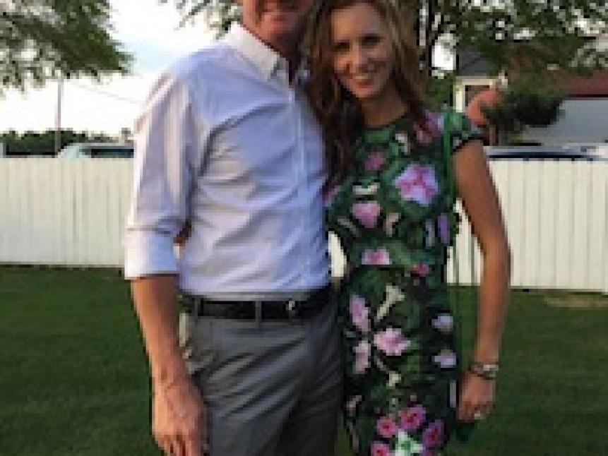 Jimmy Walkers wife Erin: Pictures, bio