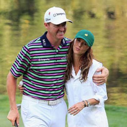 Tour Wife Diary: Erin Walker on a draining week and post-round pep talks