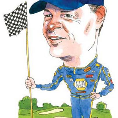 Q&A With Michael Waltrip