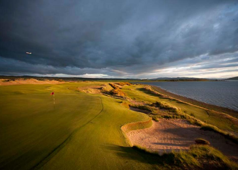 13. Castle Stuart G. Links