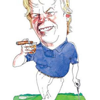 Q&A With Ron White