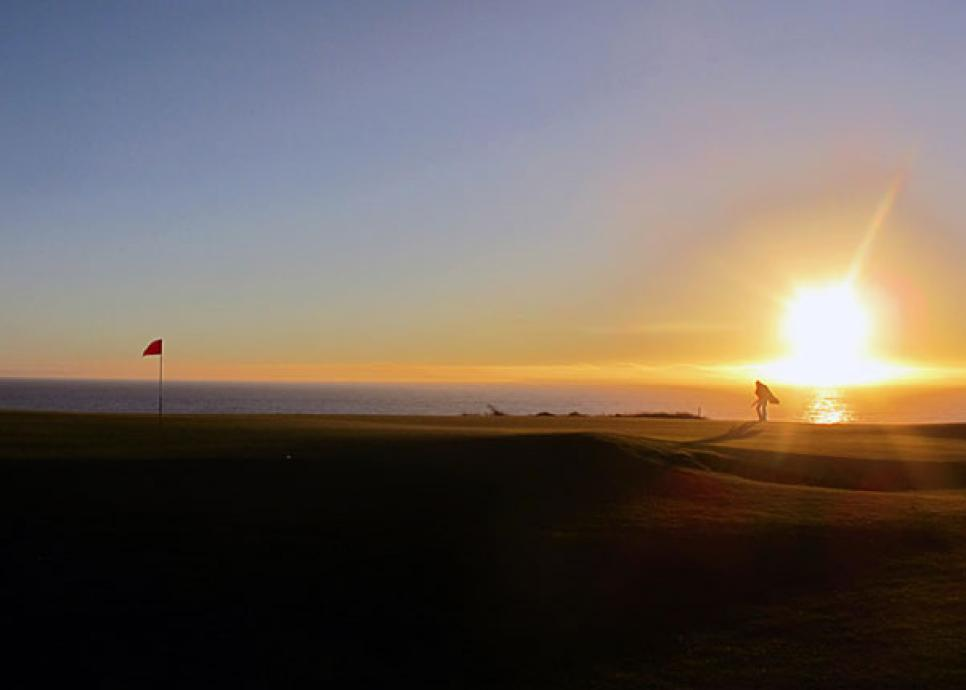 Bandon Dunes, No. 16 (Par 4, 363 yards)
