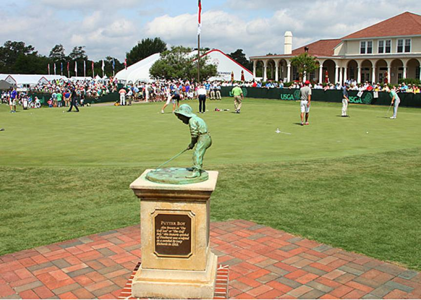Putter Boy, Pinehurst No. 2