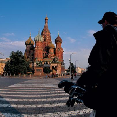 The Next Russian Revolution: Golf in Moscow