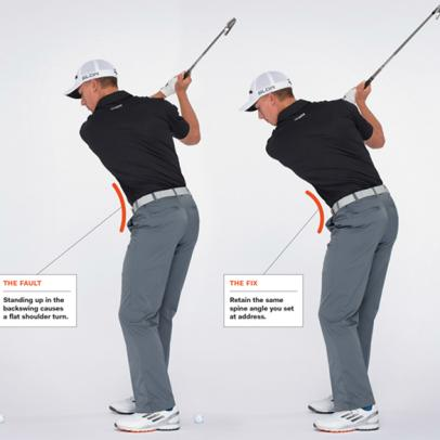 Stay In Posture To Hit It Pure