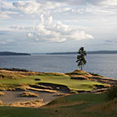 Chambers Bay Golf Course Tour Photos