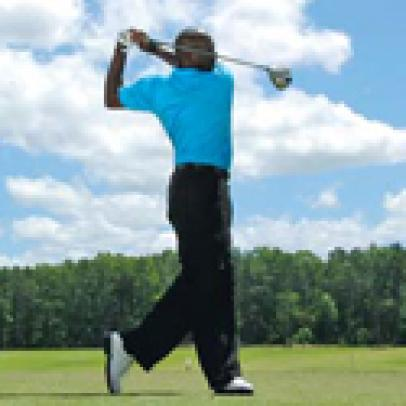 TOP 150 ATHLETE GOLFERS  Swing Sequence: Michael Jordan