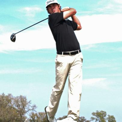 Swing Sequence: Brooks Koepka
