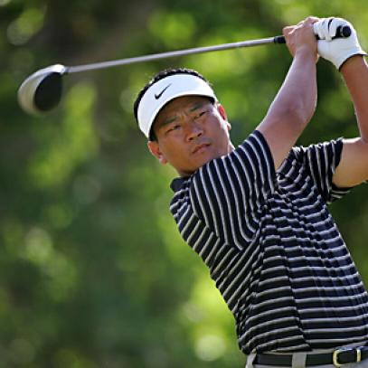 Choi Holds On To Lead at Sony Open