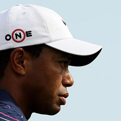 Woods Faces Small Fine