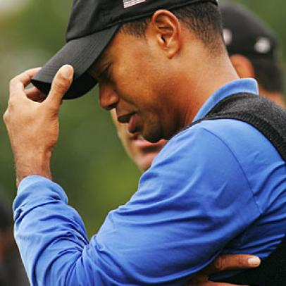 Woods Needs 'Eye of the Tiger'