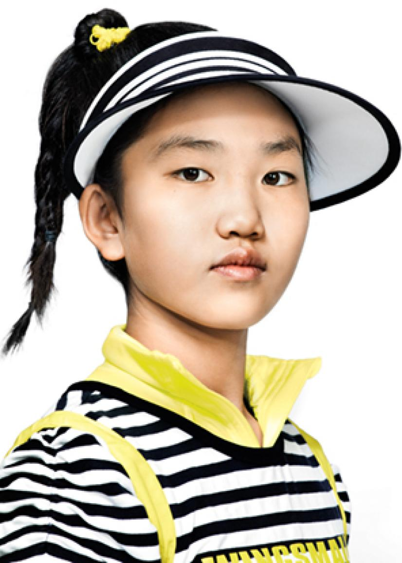 My Shot: Lucy Li | Golf World | Golf Digest