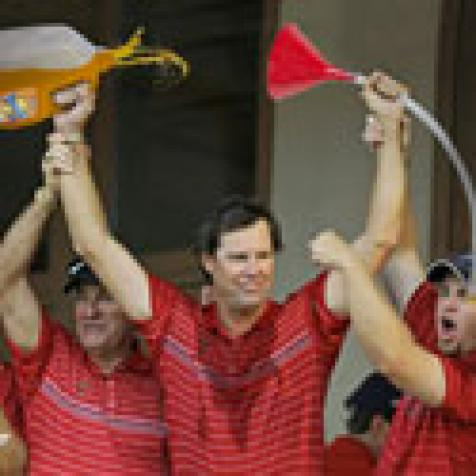 The Ryder Cup's Most Memorable Celebrations