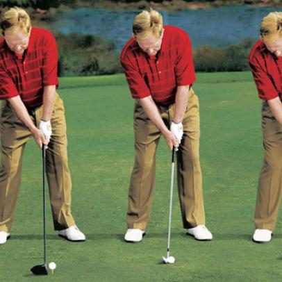 Jim Flick And Jack Nicklaus: The Principle Of Ball Position