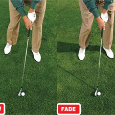 Use Your Body To Hit Draws And Fades