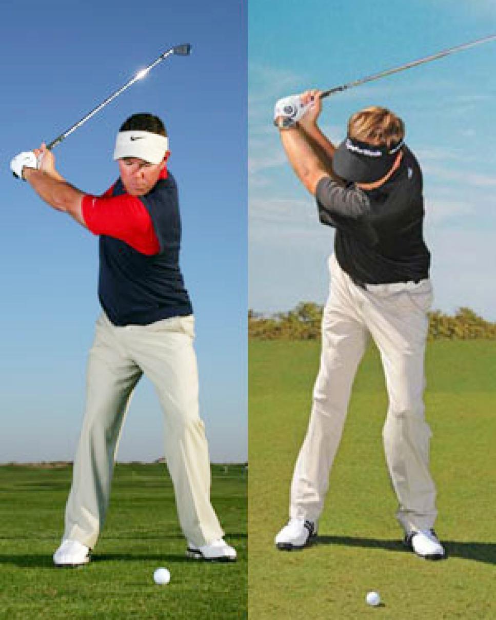 Sean Foley vs. Stack & Tilt | Instruction | Golf Digest