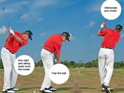 How To Hit Better Irons From Tight Lies