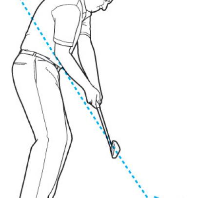 How To Groove A Good Swing Path