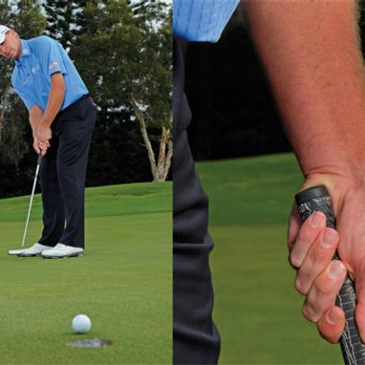 Steve Stricker Shares His Putting Secrets
