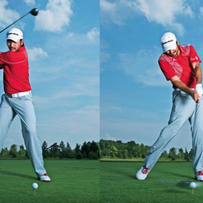 Simple Power: Jason Day's 4 Keys To Distance