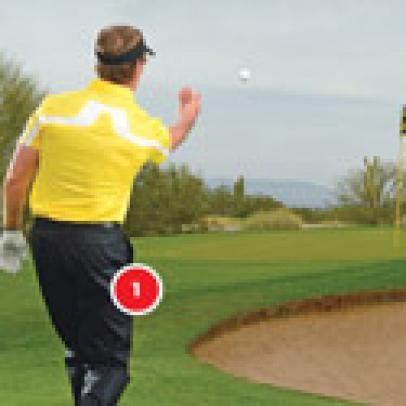 How To Hit The Super-Soft Flop Shot