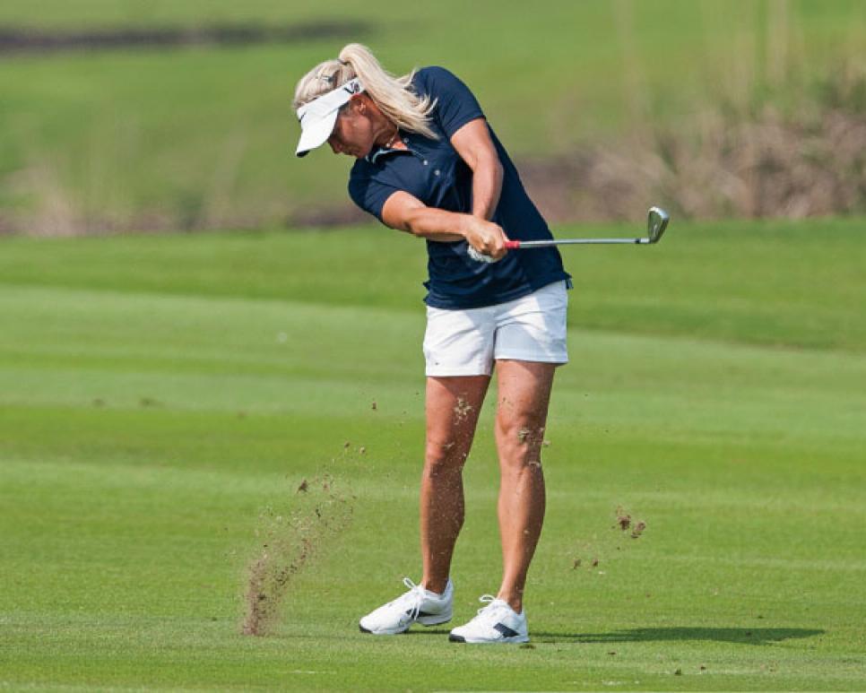 David Leadbetter Suzann Pettersen S Secret Instruction Golf Digest