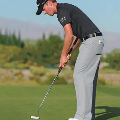 Jim McLean: Face Up To Short Putts