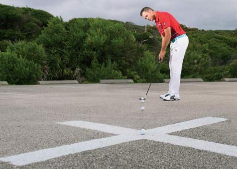 Get Every Putt Started On Line