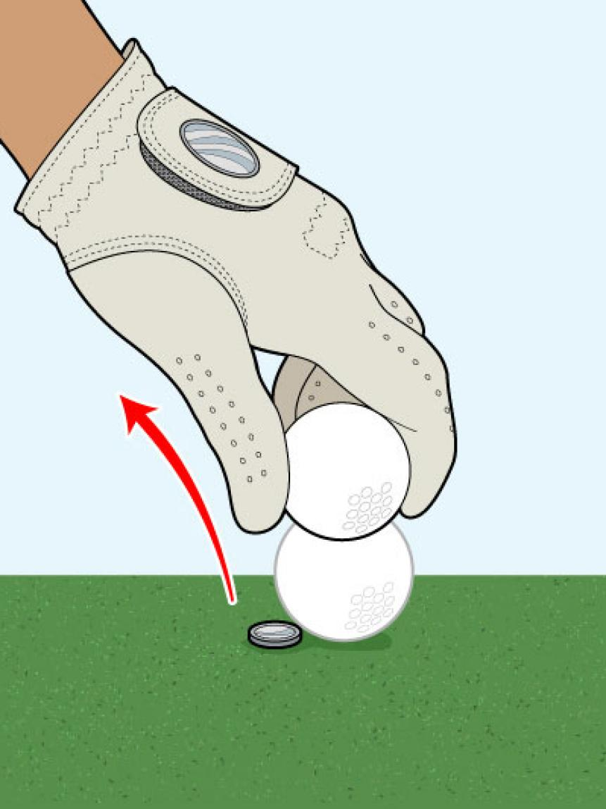How To Mark Your Ball