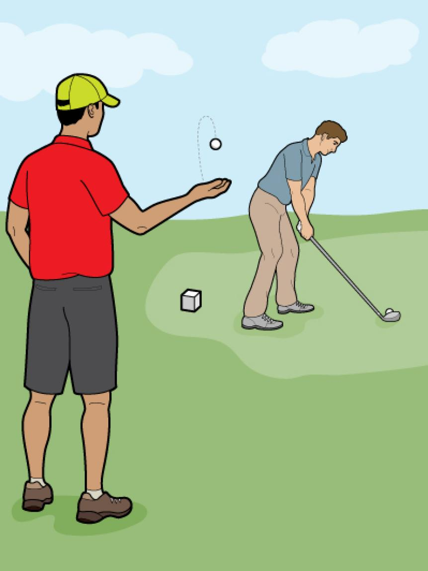 How To Handle First-Tee Jitters