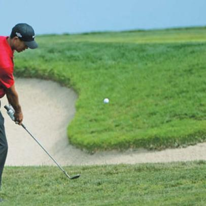 Tiger Woods: Face up in the rough