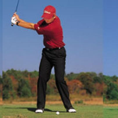 Swing sequence: Sergio Garcia