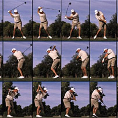 Swing Sequence: Rich Beem