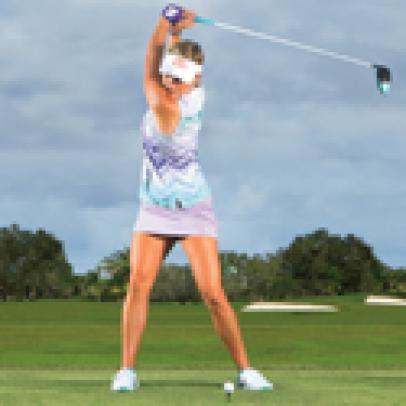 Swing Sequence: Lexi Thompson