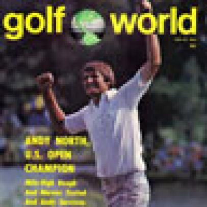 Golf World's U.S. Open Covers
