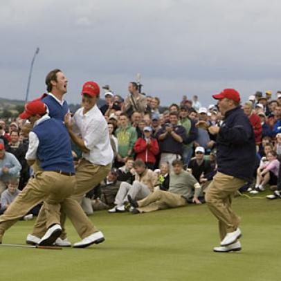 United States Wins The Walker Cup
