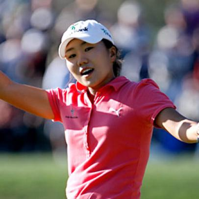 First Win For In-Kyung Kim