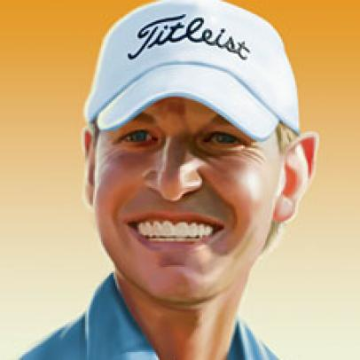 No. 24 -- Steve Stricker